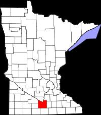 Blue Earth County vital records