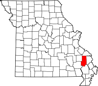 Bollinger County vital records