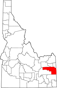 Bonneville County vital records