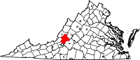 Botetourt County vital records