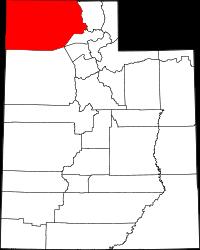 Box Elder County vital records