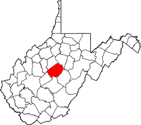 Braxton County vital records