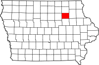 Bremer County vital records