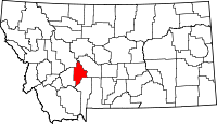Broadwater County vital records
