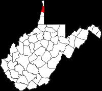 Brooke County vital records