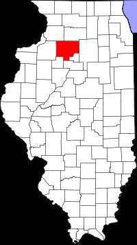 Bureau County vital records