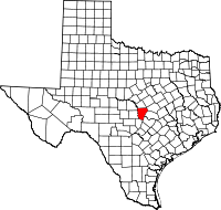 Burnet County vital records