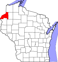 Burnett County vital records
