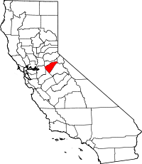 Calaveras County vital records