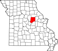 Callaway County vital records