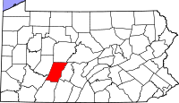 Cambria County vital records