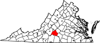 Campbell County vital records