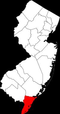 Cape May County vital records