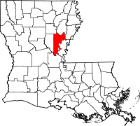 Catahoula Parish vital records