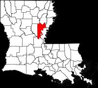 Catahoula Parish vital records