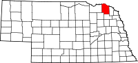 Cedar County vital records