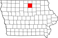 Cerro Gordo County vital records