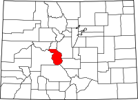 Chaffee County vital records