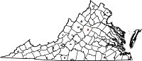 Charlottesville City vital records