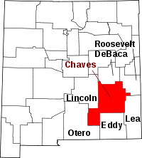 Chaves County vital records