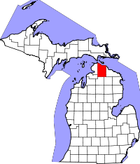 Cheboygan County vital records
