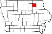 Chickasaw County vital records