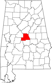 Chilton County vital records