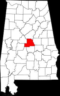 Chilton County vital records