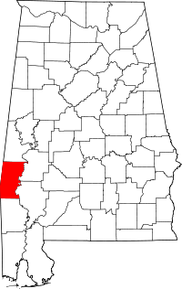 Choctaw County vital records