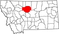 Chouteau County vital records