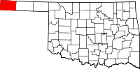 Cimarron County vital records
