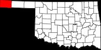 Cimarron County vital records