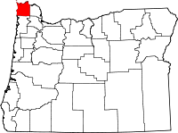 Clatsop County vital records