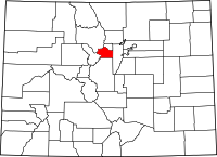 Clear Creek County vital records