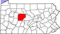 Clearfield County vital records