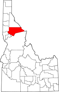 Clearwater County vital records
