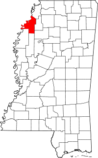 Coahoma County vital records