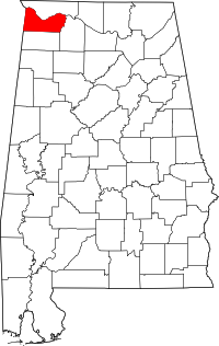 Colbert County vital records