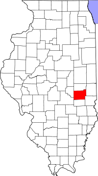 Coles County vital records