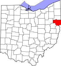Columbiana County vital records