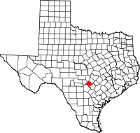 Comal County vital records