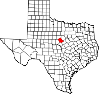 Comanche County vital records