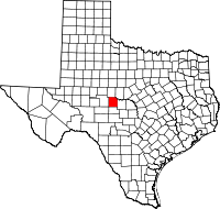 Concho County vital records