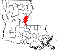 Concordia Parish vital records