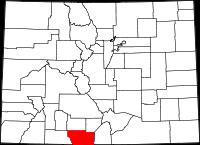 Conejos County vital records