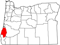 Coos County vital records