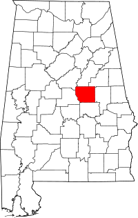 Coosa County vital records