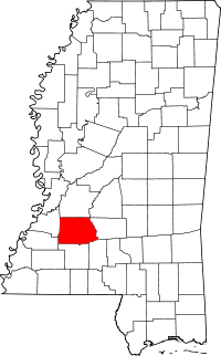 Copiah County vital records