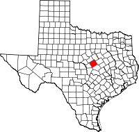 Coryell County vital records