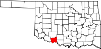 Cotton County vital records